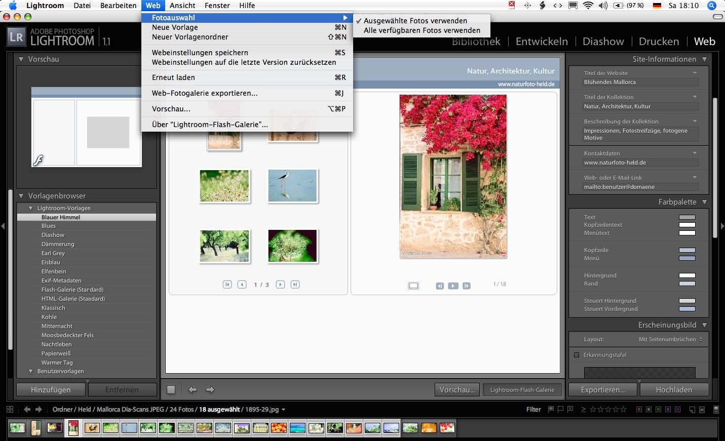 Tolle Lightroom Buch Vorlagen Fotos - Entry Level Resume Vorlagen ...